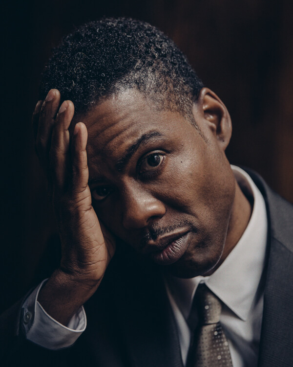 Chris Rock for  TIME Magazine , 2014