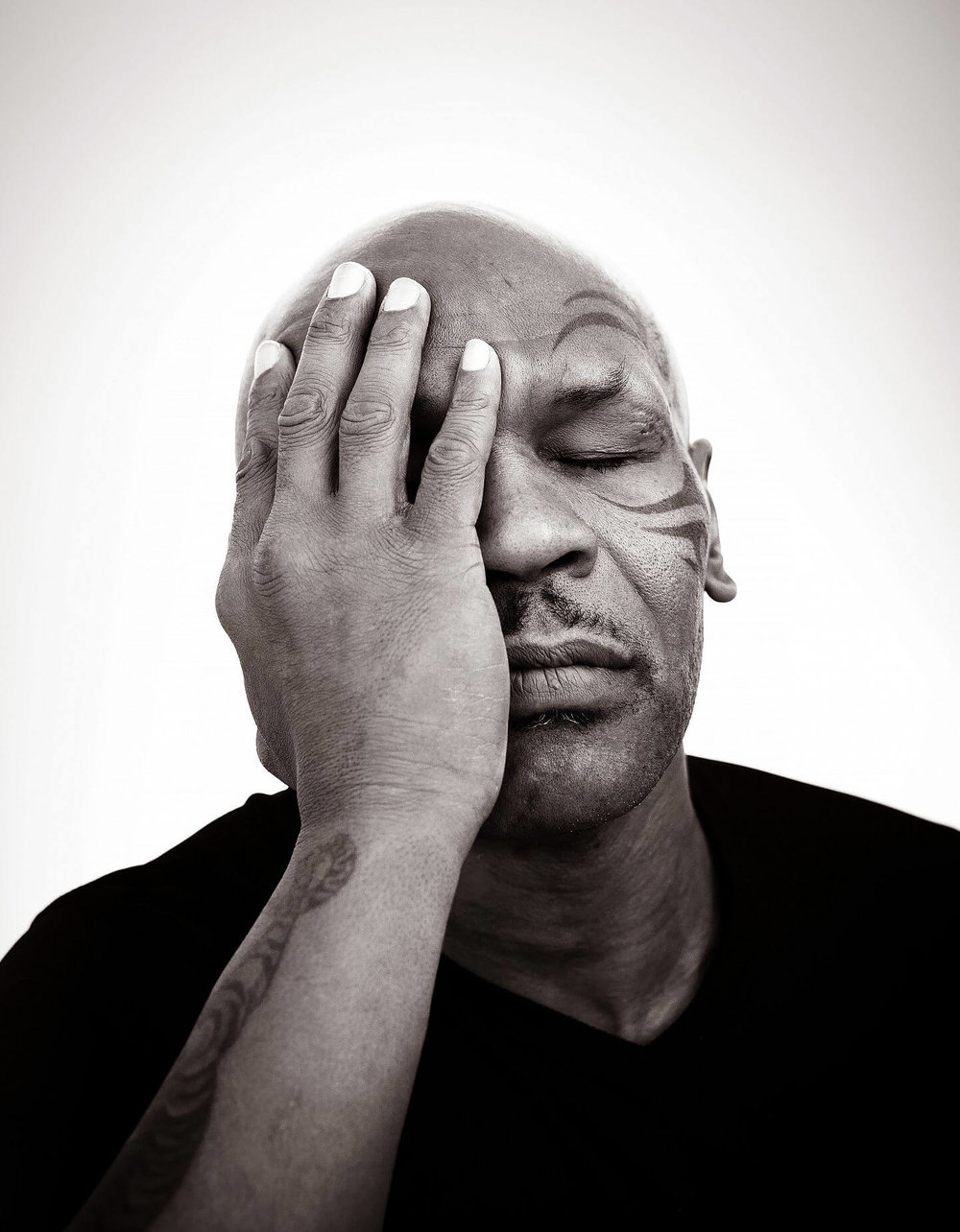 Mike Tyson, 2013, for  ESPN The Magazine