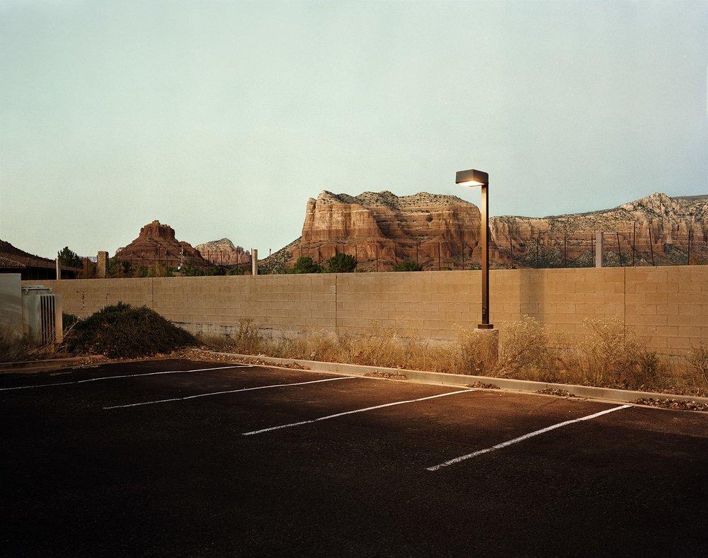 Parking spot – Sedona, Arizona