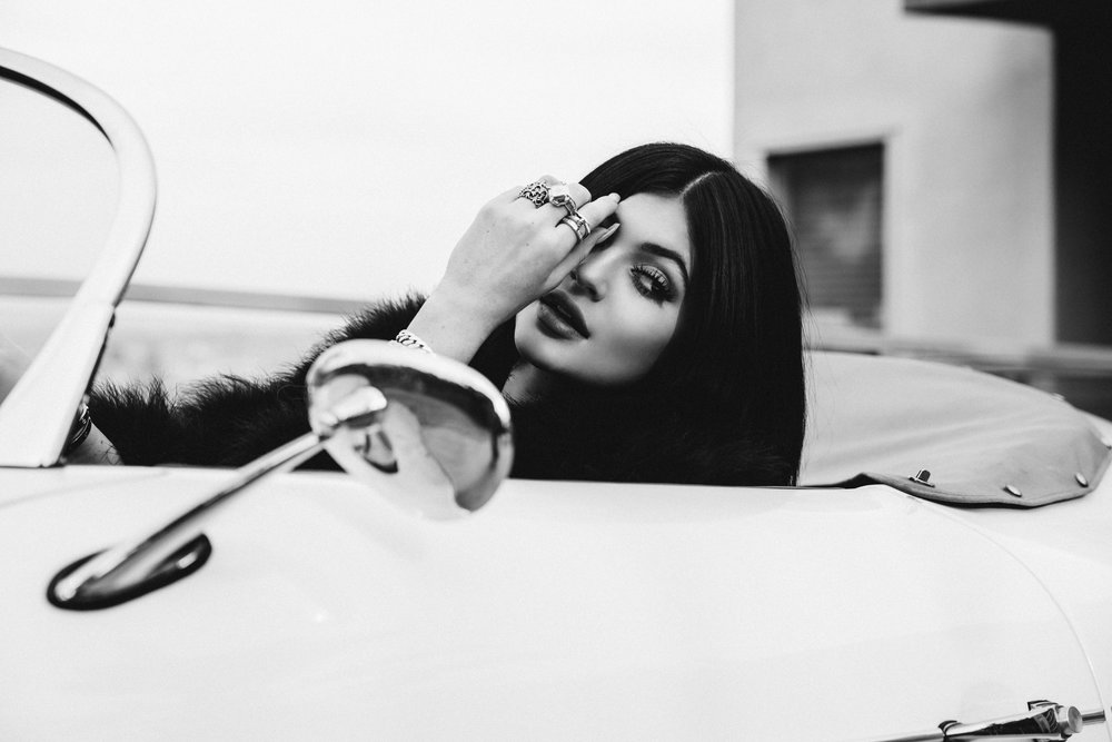 Kylie Jenner, 2015, Los Angeles, CA