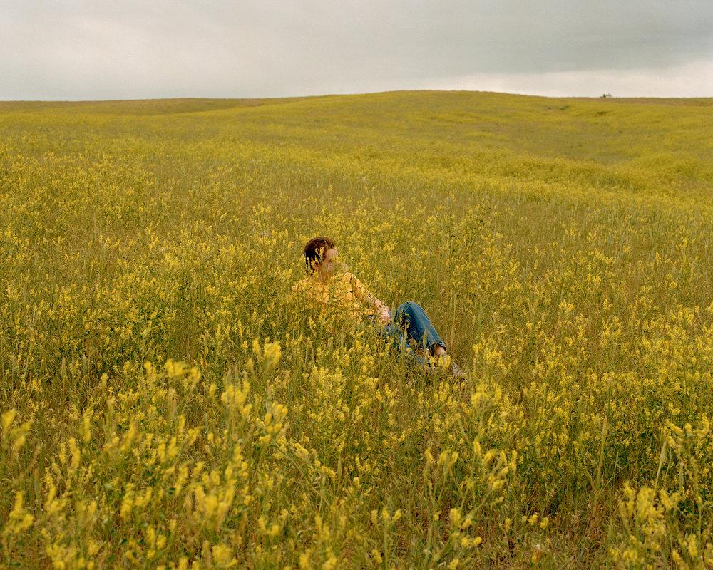 """Northern Plains;for Caroline's project, titled  """"Big Sky"""""""