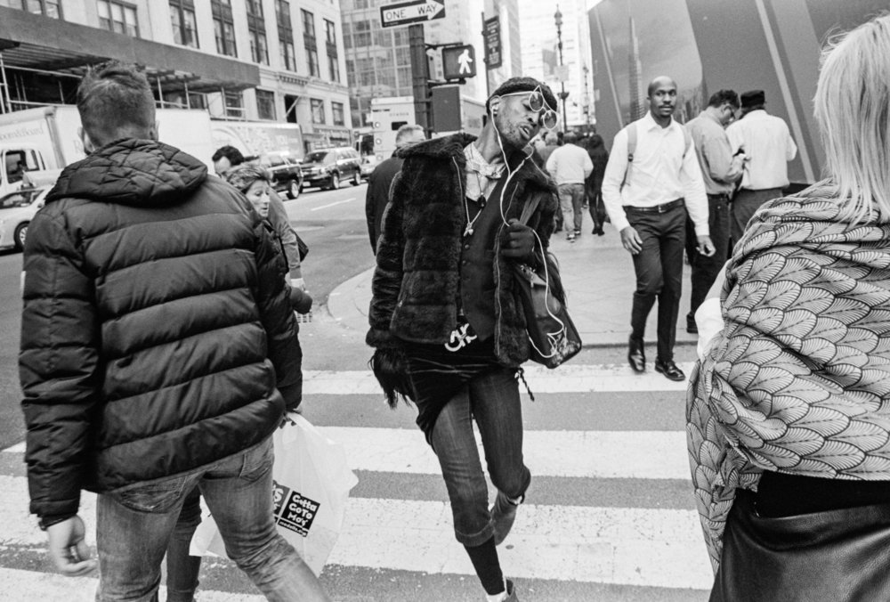 Andre Wagner for  The New York Times ,  Don't Call It Street Style , 2018