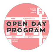 iiNet Open Day Program