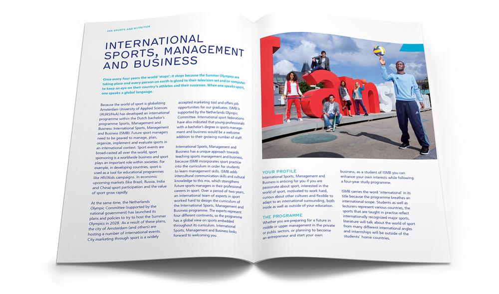 Domein: Bewegen, Sport en Voeding