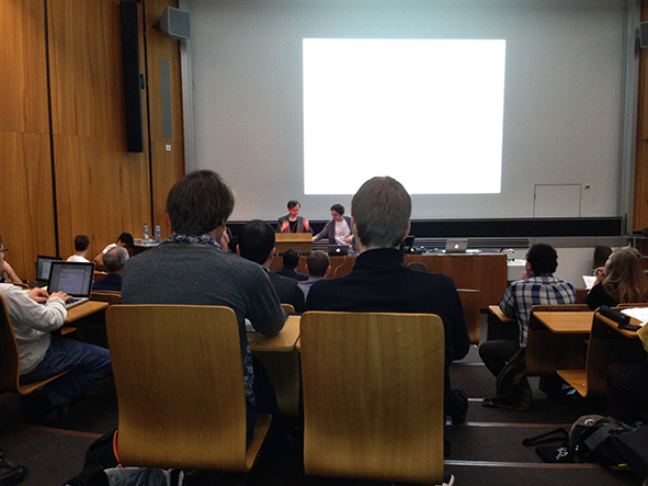 Keynote speaker Mario Carpo