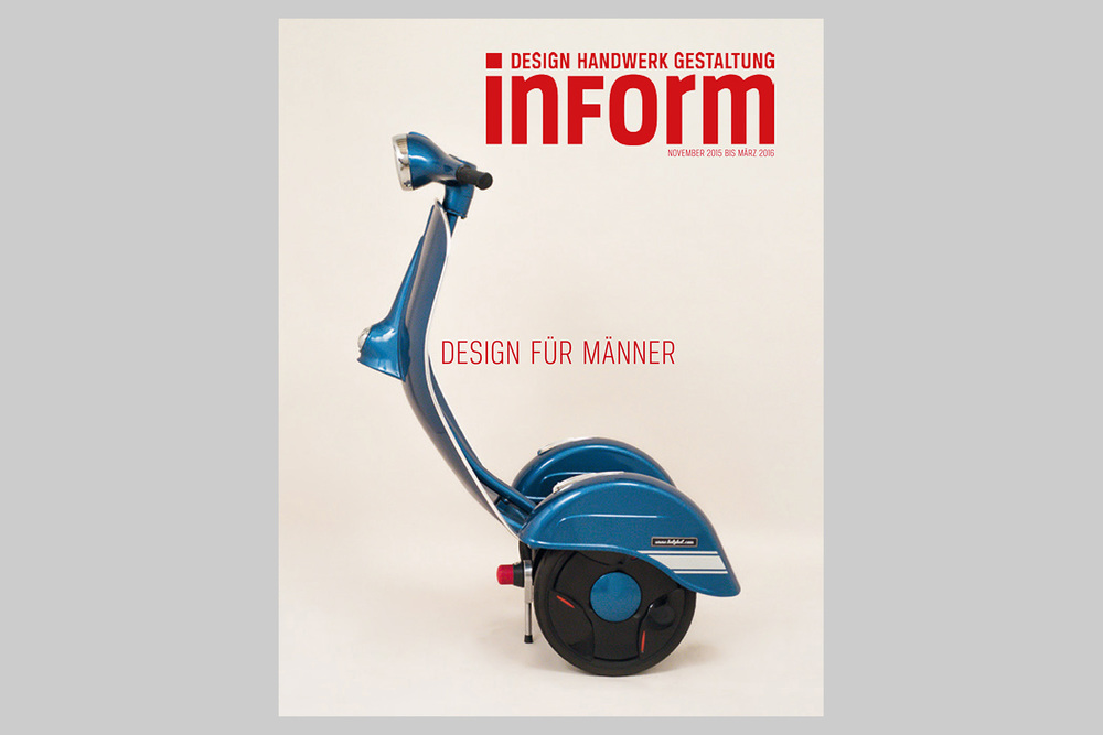 Inform Designmagazin 45, 11-2015