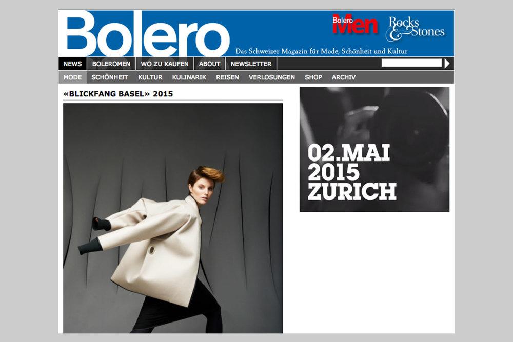 Bolero, 10-4-2015