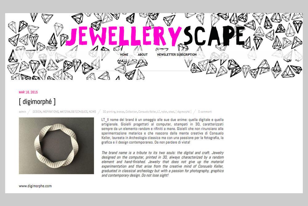 Jewelleryscape, 16-3-2015