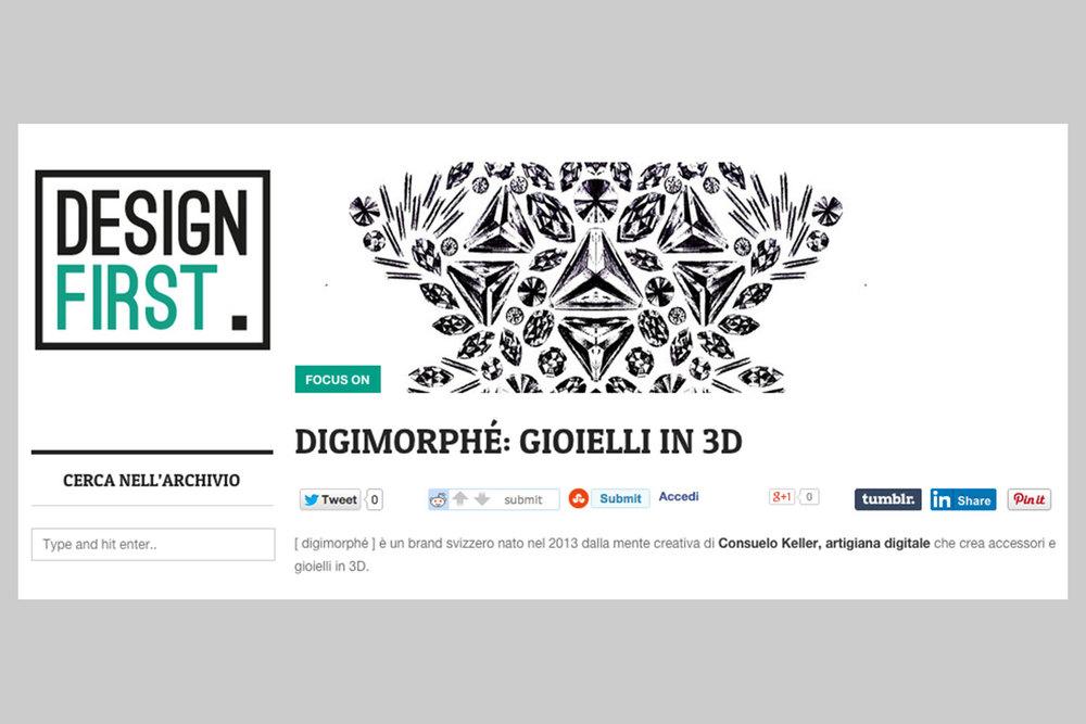 Design First, 4-1-2015