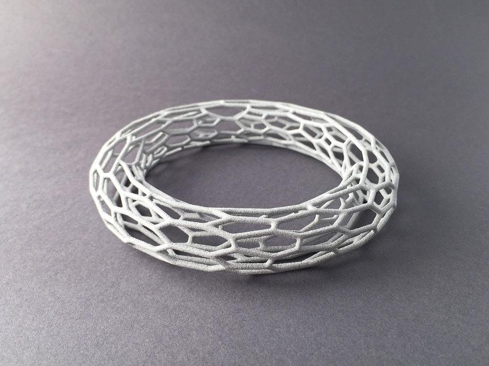 Wireframe Bracelet #2