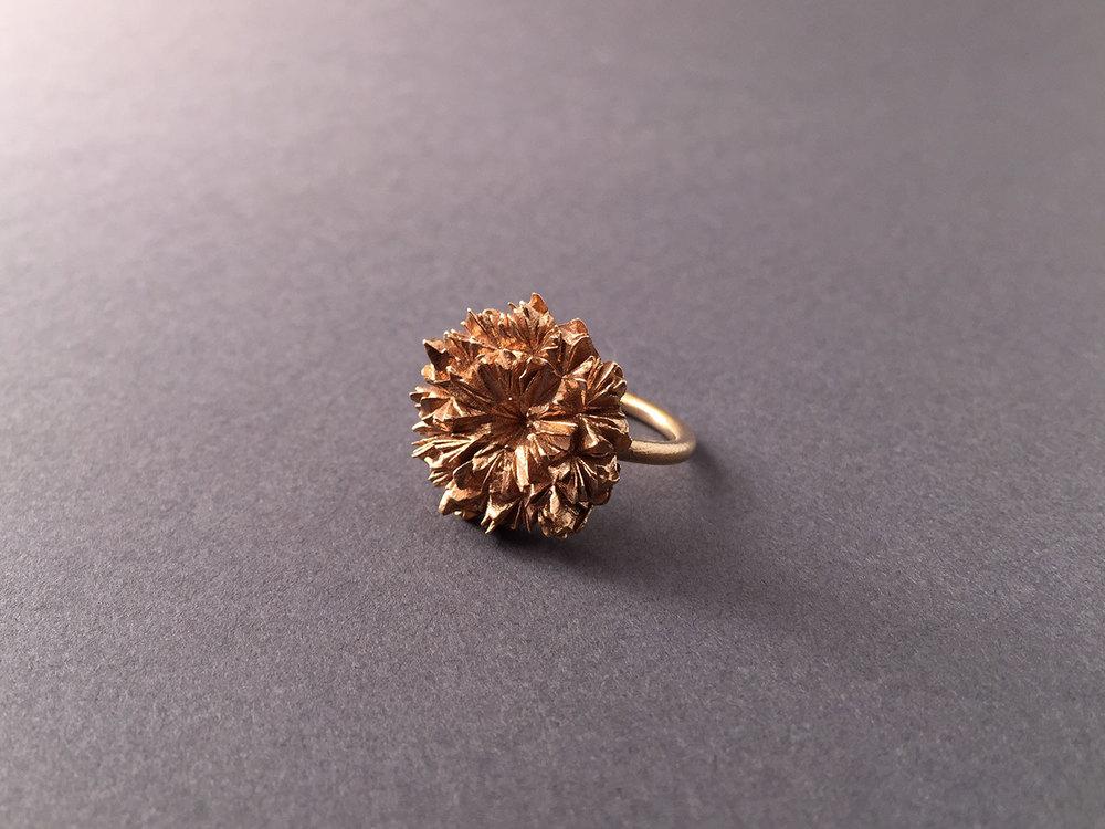 Flower Ring #1