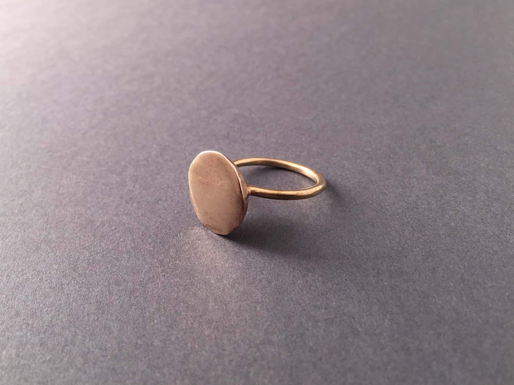 Nail Ring #1