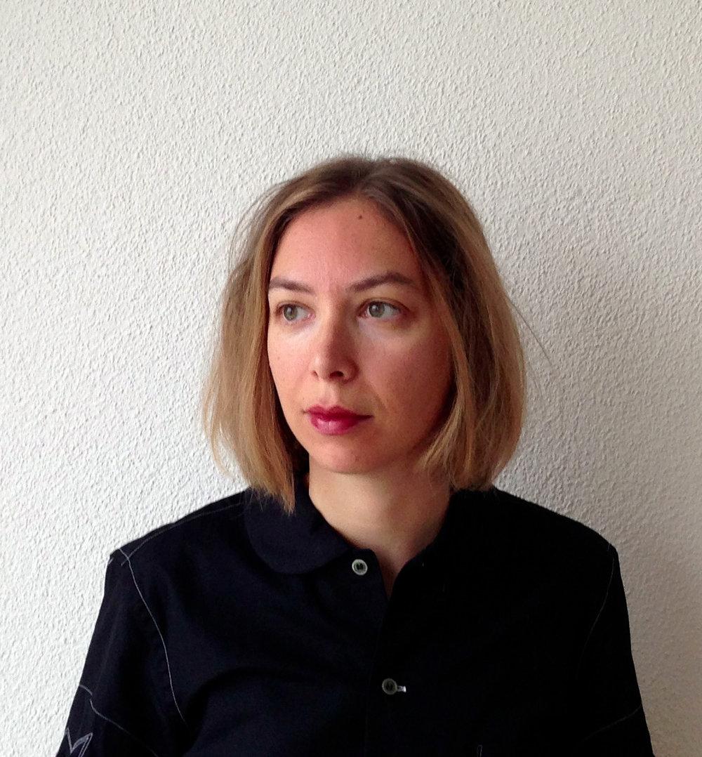 Portrait by D. Milosavljevic
