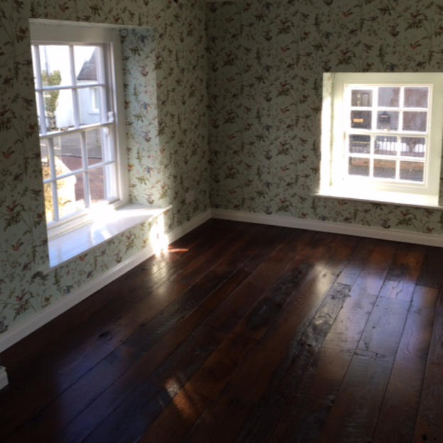 Barn Oak Flooring, Domestic Project
