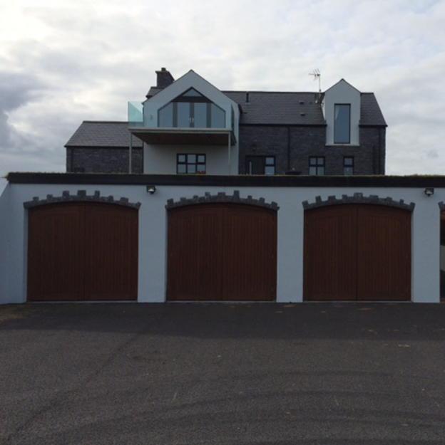 Ash Garage Doors, Domestic Project
