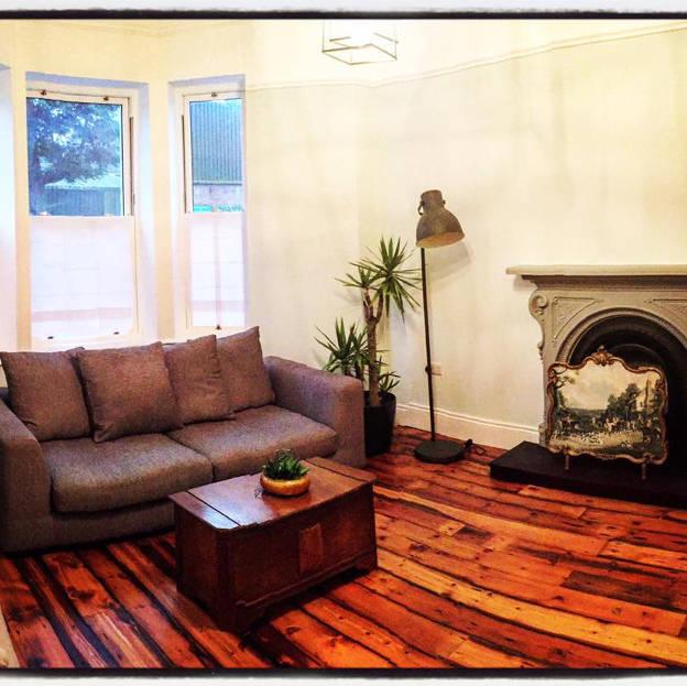 Cider Mill Board Flooring, Domestic Project
