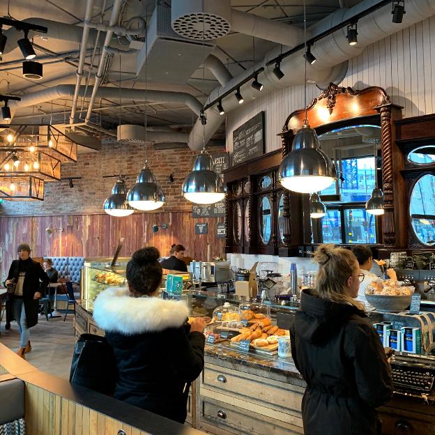 Cafe Nero, Sweden