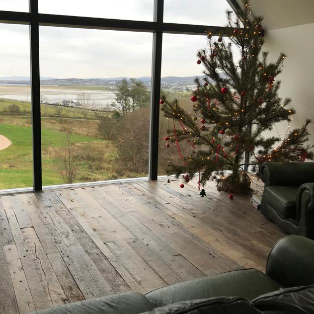 Winery Oak, Domestic Project