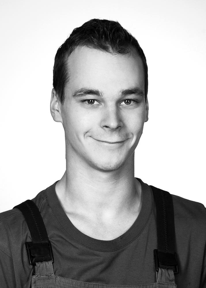 Kfz-Mechatroniker Dominik Eirich