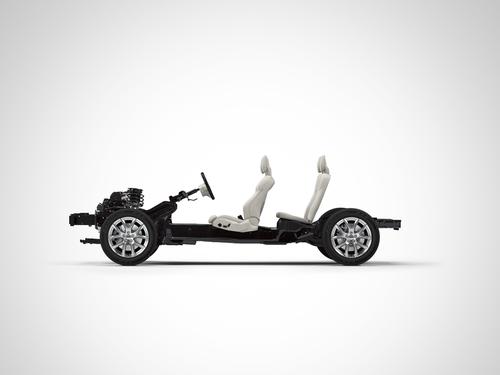 Innovative und modulare Fahrzeugarchitektur ist Basis für alle neuen ...