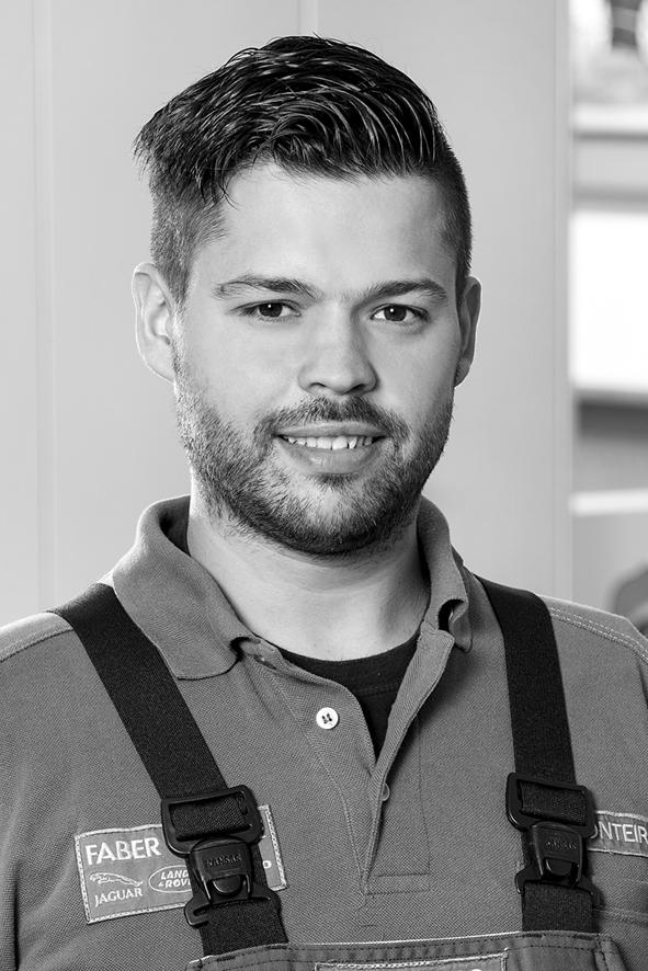 Kfz-Mechatroniker   Daniel Monteiro