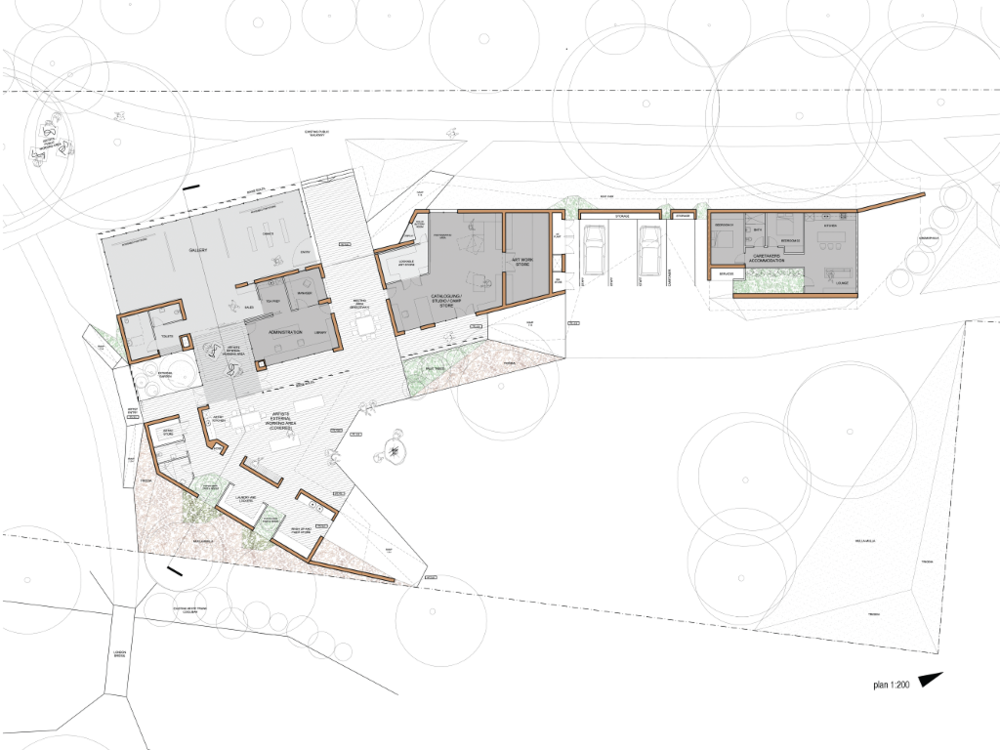 Braham Architects - Martumili Arts Facility Ground Floor Plan.png