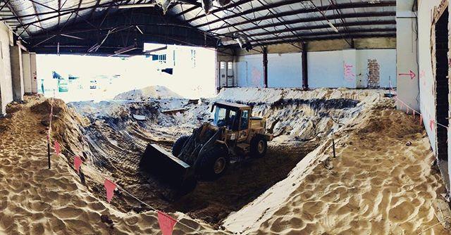 Let's dig a basement @beskbar