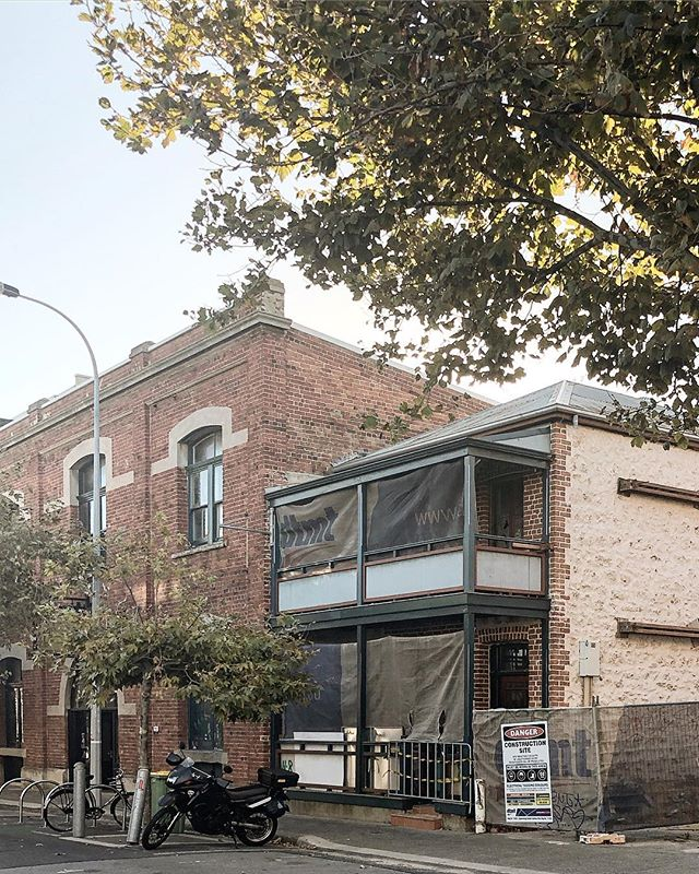 We've been working on this complex beauty for a while now. It's been a wild ride but we're so happy that we recently received a VA and she's about to have life breathed into her again.  #heritage #australianarchitecture #westendfreo #westend #useanarchitect #westernaustralianarchitecture #heritagearchitects
