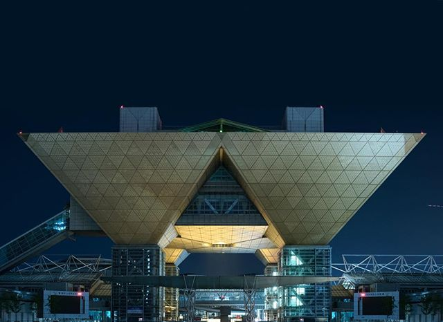 A huge honour to be featured on my favourite @wallpapermag online today for my Nihon Noir series shot in collaboration with @asahibeer_au. This image of TOKYO BIG SIGHT is one of my favourites from the series, the insane triangular form reminded me so much of Tyrell corp from blade runner I just knew I had to shoot it. Link in bio to the article and full series.