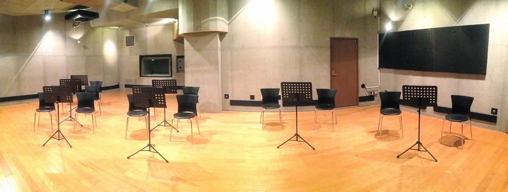 Studio (14-piece orchestra)
