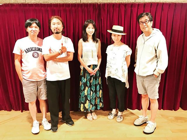 Othello, Music Director Masataka Matsutoya #othello #shakespeare #williamshakespeare #stage #recording #recordingstudio #recordingsession #mastermixstudios #strings #quartetto #quartet #mastermixstudios #shochiku #mmx #violin #viola #cello #recordingengineer #masatakamatsutoya