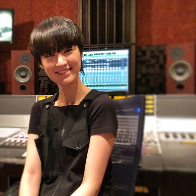 Kavka Shishido #vocalist #drummer #actor #shishidokavka #model #singer #recording #drumrecording #recording #recordingstudio #proac #api1608 #mastermixstudios #mmx #musician #recordingsession #japanese #api