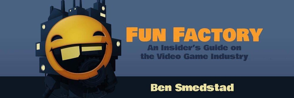 "Newly published book on the games industry that encompasses much of what Forerunner and Ben Smedstad have done over the last 20+ years!  Answering  the question ""How do video games actually get made?"" using anecdotes and examples from throughout the industry."