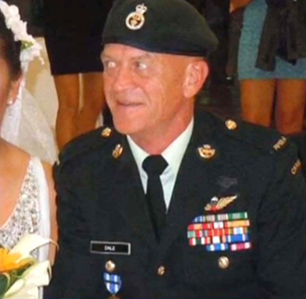 In February 2014, Carl Dale of Kingston, ON gave up his uniform to Lt. Col. Ron Bell of the Royal Canadian Regiment, explaining that he was remorseful for impersonating a military officer for many years. Despite his sentiments, Dale lied to again to reporters after his apology, explaining that he spent five years in the Reserves. Further investigation into the claim found that it also had no basis in truth. (Kingston Whig Standard)