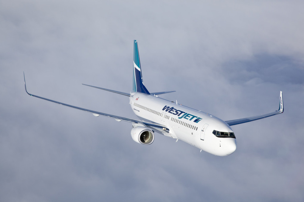 In less than one week a total of six bomb threats targeted Canadian flights, including five WestJet and one Air Canada flight. (WestJet)