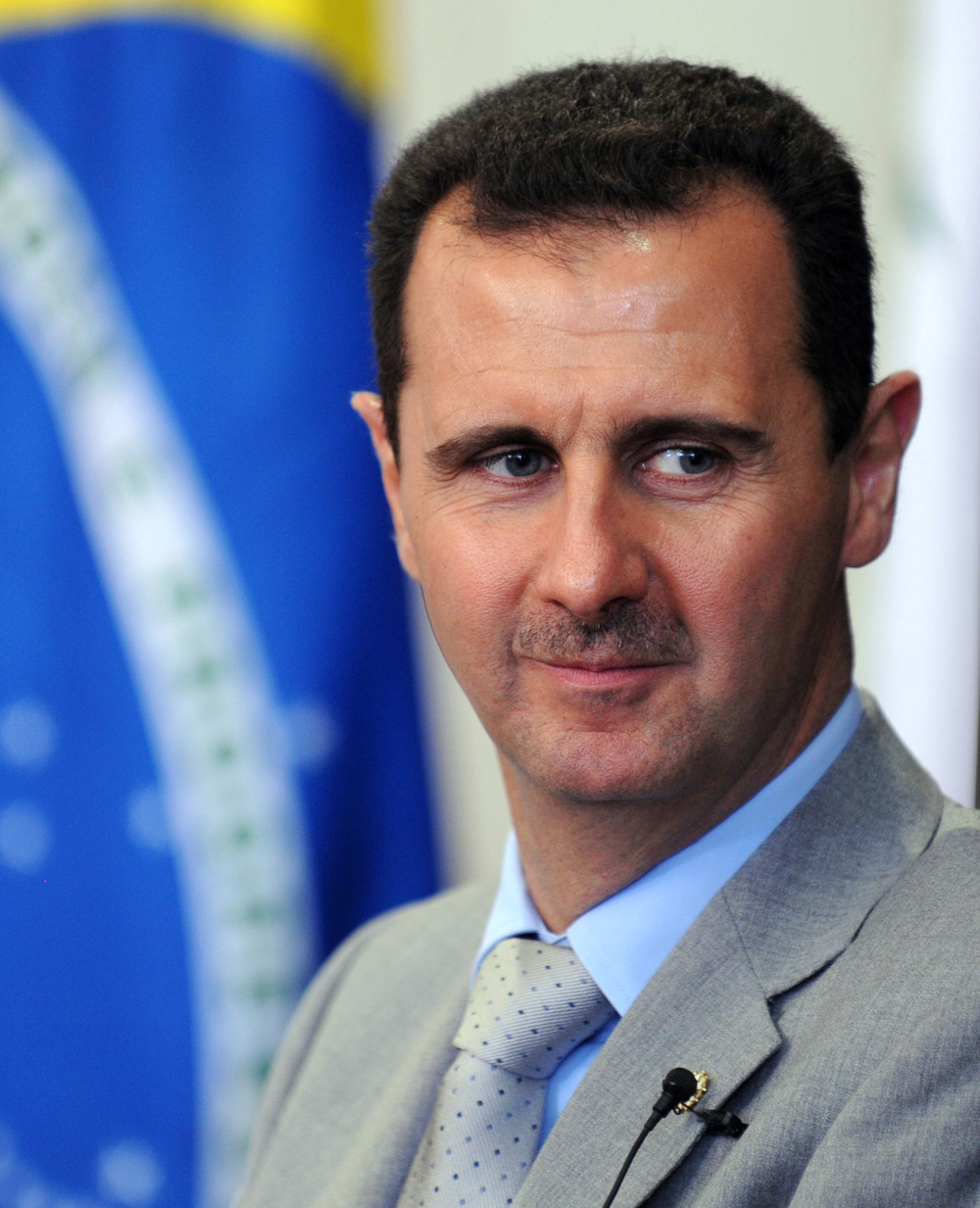 Russia's plan to restore Syrian President Bashar al-Assad's authority by defeating his opposition — including ISIS — is at least one that could lead to an eventual transition from Assad rule.