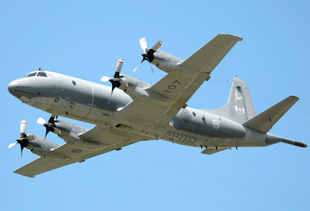 MDA will provide upgrades to the ground systems supporting the radar surveillance systems on the RCAF's fleet of CP-140s. (Wikipedia)