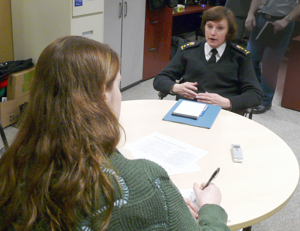 Esprit de Corps interviews Rear-Admiral Jennifer Bennett on the progress made to date in the Canadian Armed Forces Strategic Response Team on Sexual Misconduct (CSRT-SM), and what is planned for the future. (esprit de corps)