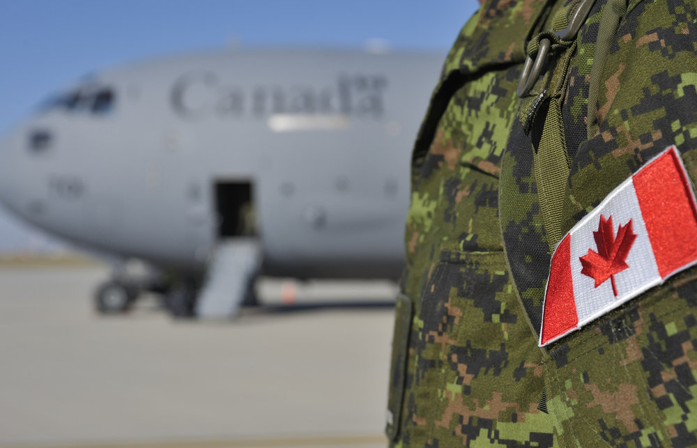 On August 25, 2015 Canadian Armed Forces personnel began Operation UNIFIER, Canada's military training mission in support of the Ukrainian armed forces. The CAF's role is but one of the tools the government has at its disposal, and our approach has to be designed to improve the situation between Russia and the West, not destabilize it. (dnd)