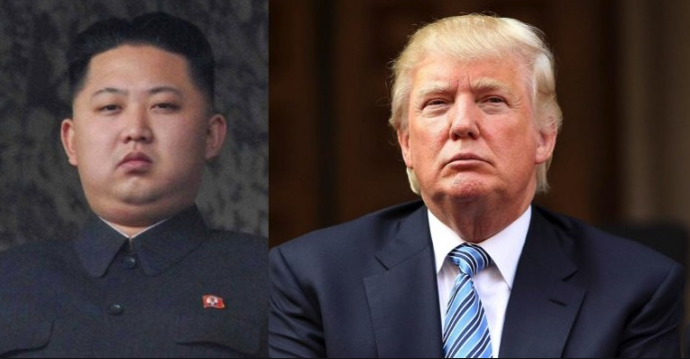 Kim Jong-un and Donald Trump   Photo: http://fpif.org/donald-trump-kim-jong-un-soul-brothers/
