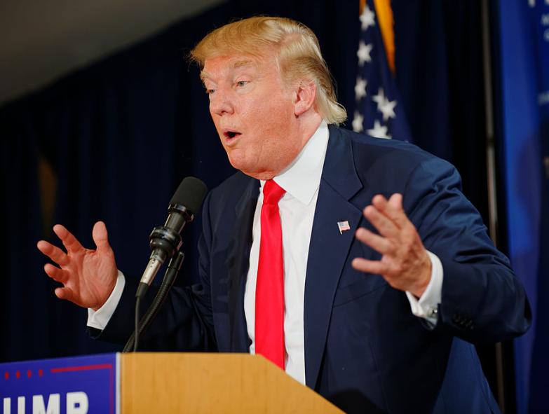 Donald Trump  Wikimedia