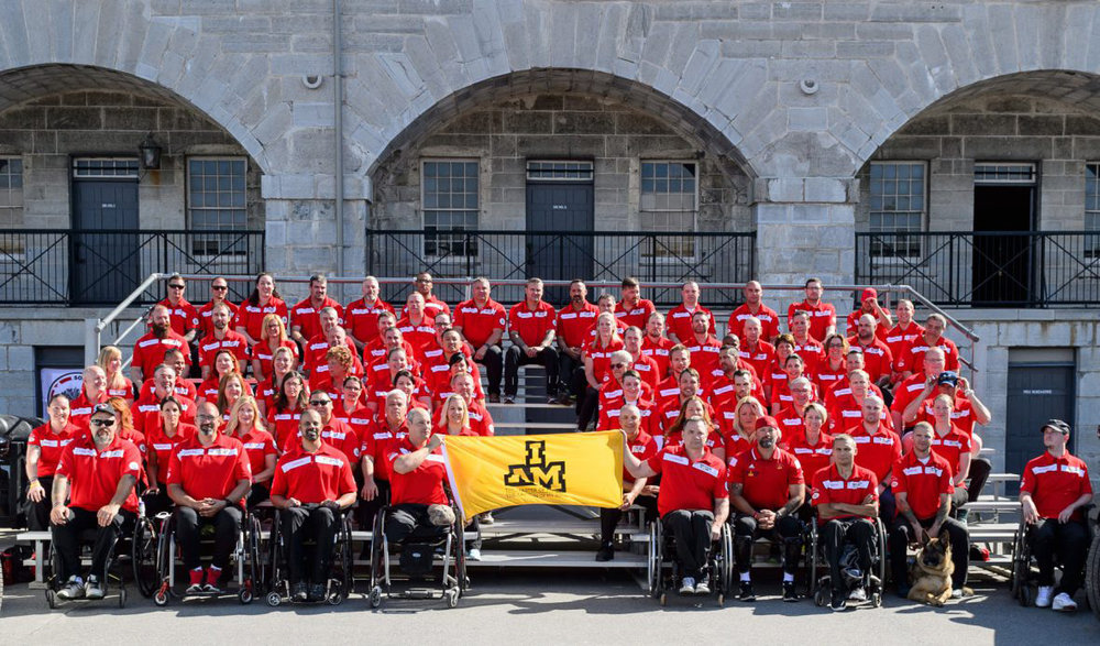 Invictus Games 2017's 90-member Team Canada was unveiled at a ceremony held at Fort Henry in Kingston, Ontario on June 15. The wounded, ill, and injured soldiers will compete in 12 adaptive sports. (dnd)
