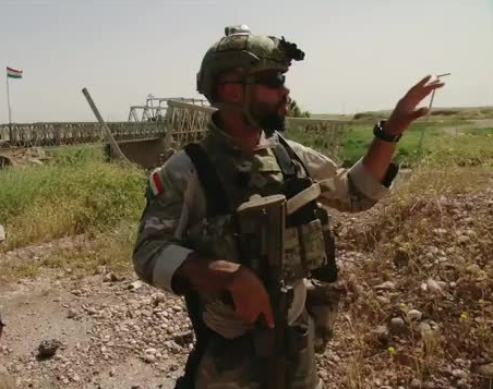 Canadian special operations forces in Iraq