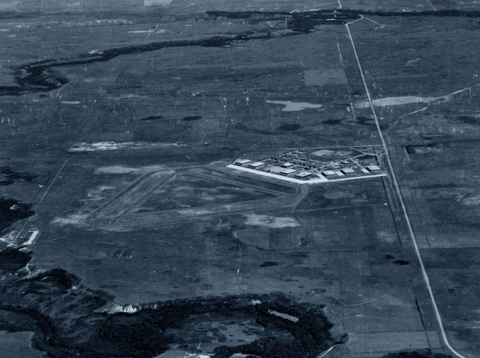 No. 38 Service Flying Training School, south of Estevan, Saskatchewan, and only a stone's throw from the border with the United States, no longer exists. All vestiges of its former place in Canada's aviation history have vanished. (vintage wings)