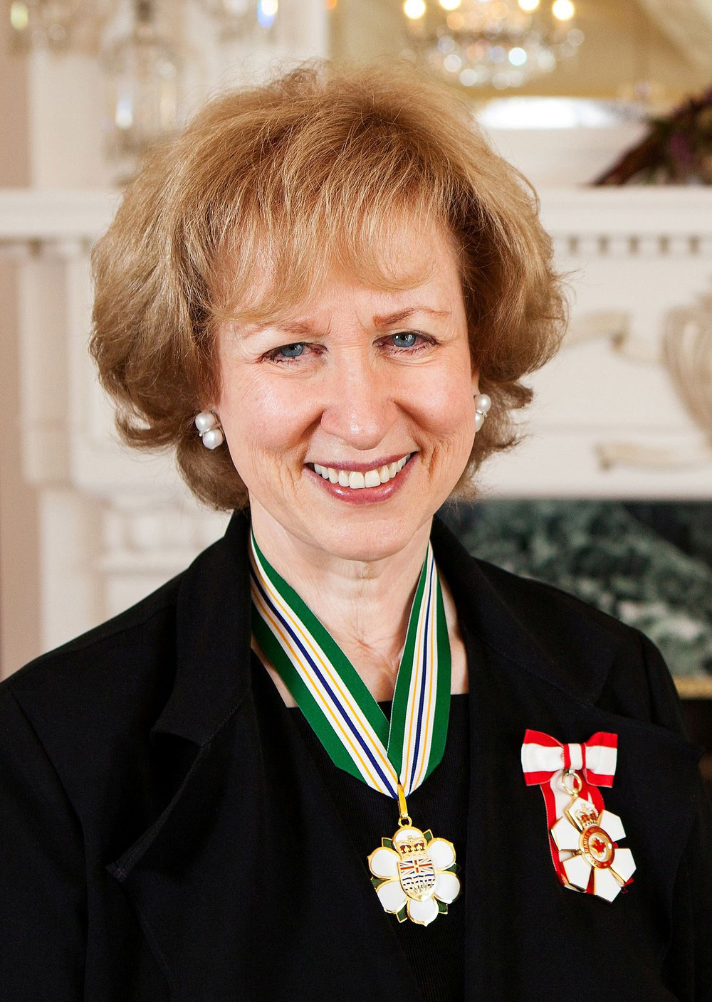Kim Campbell served as Canada's 19th and first female prime minister for four months in 1993 after she won the Conservative Party leadership race to succeed Brian Mulroney. In January 1993 Campbell was transferred to the posts of Minister of National Defence and Minister of Veterans Affairs from Justice. During this period, she had to deal with the contentious Sea King replacement project as well as the emerging Somalia Affair. (simon fraser university)