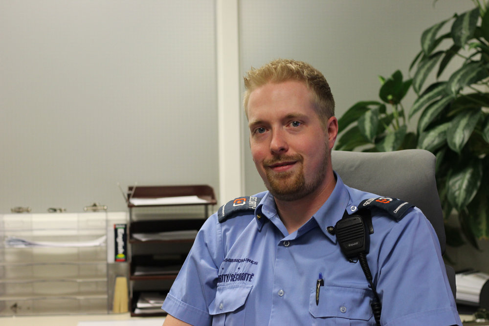 Single father Russ Treadwell left the Forces when he realized he would be missing out on too much of his young son's life while away on exercise and deployments. His new career in Commissionaires is a perfect fit for Treadwell, now a husband and father of two.