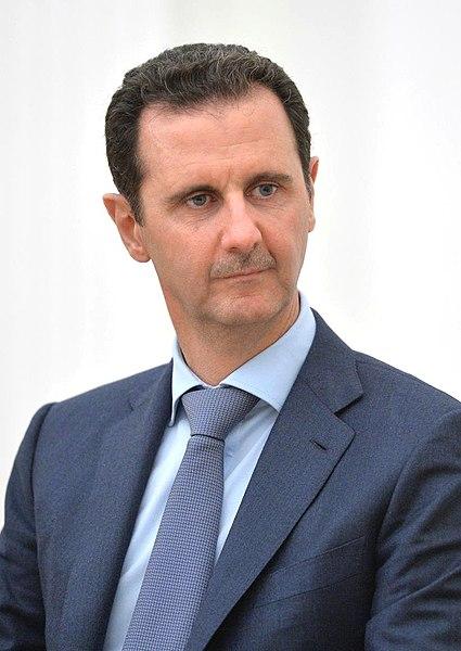 Bashar al-AssadPresident of Syria