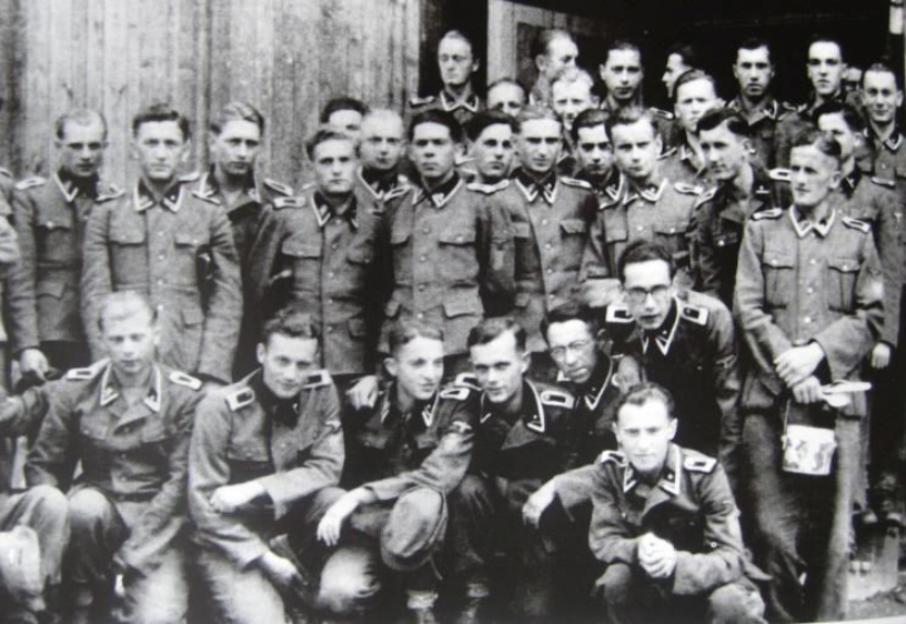 Ukrainian SS Division Galizien In WWII  Pinterest