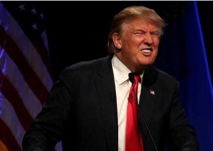 President Donald trump  JUSTIN SULLIVAN/GETTY
