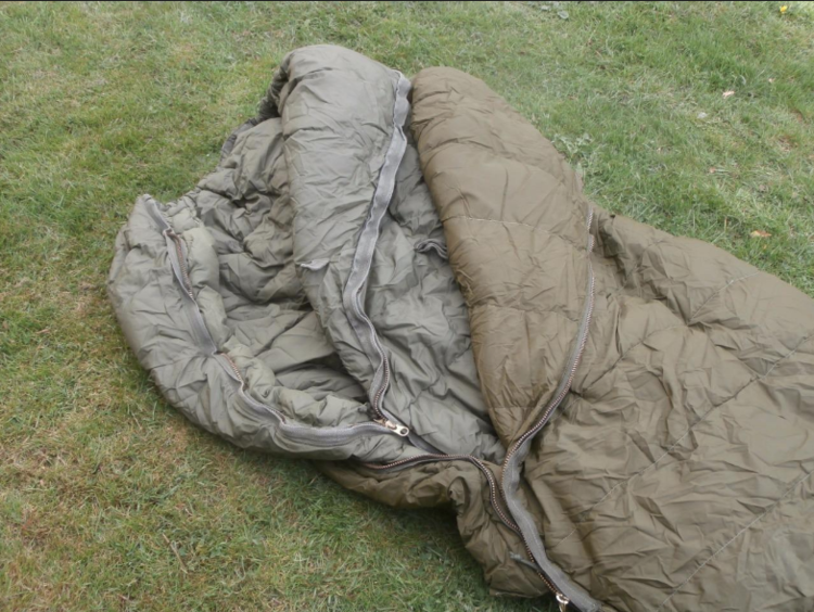 d58395b4 The Canadian Army is chronically short of rucksacks and sleeping bags